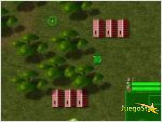 Juego  war of tanks
