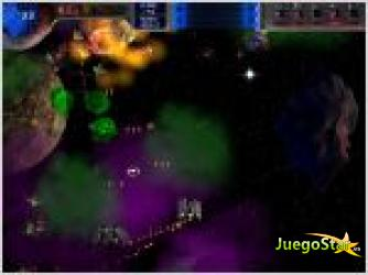 Juego  galaxies invaded chapter 2 la galaxia invadida capitulo 2