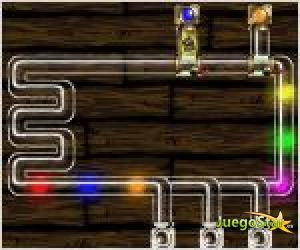 Juego  steamyballs bolas de energia