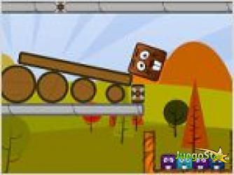 Juego  beaver blocks bloques de castor