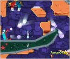 Juego  pour the fish level pack el pez sediento