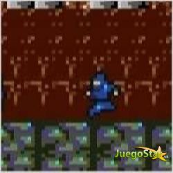 Juego  ninja blues el ninja azul