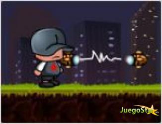 Juego let me run dejame correr