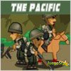 Juego the pacific  guadalcanal campaign la campaña de guadalcanal pacifico