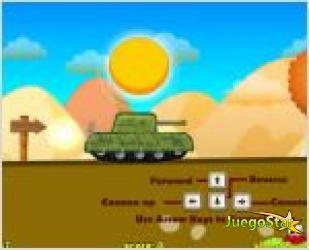 Juego  dune tank tanque de dunas