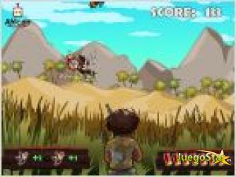 Juego  abutu the hunter abutu la cazadora