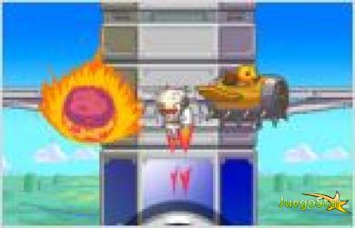 rocket shiisa juego de disparos