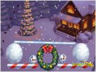 Juego  hide snowman players pack ocultar muñeco de nieve
