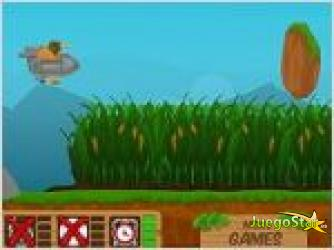 Juego  flying kiwi ayudar a kiwi a volar