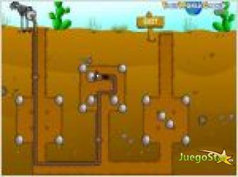 Juego  avesrtuz subterranea