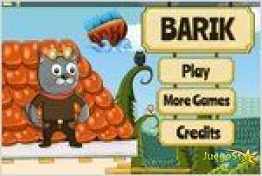 Juego  barik la aventura del gato