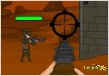 Juego  soldiers assault asalto de soldados