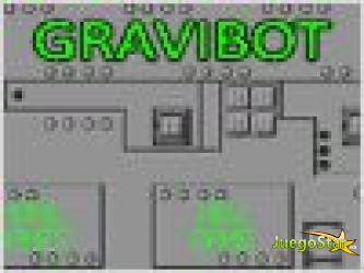 Juego gravibot el robot