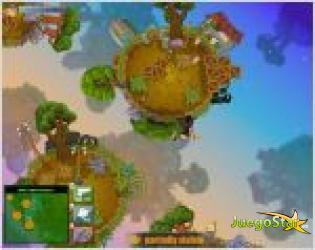 Juego  the terraspheres las tierraesferas