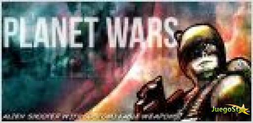 Juego  planet wars planeta en guerra