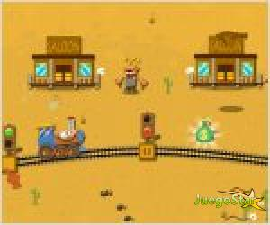 Juego  west train 2 tren al oeste 2
