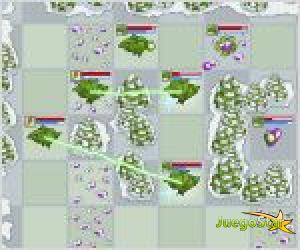Juego  symbiosis greenland simbiosis verde