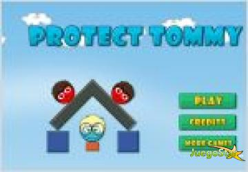 Juego  protect tommy proteja a tommy