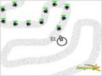 Juego  doodle bug td la invasion de insectos