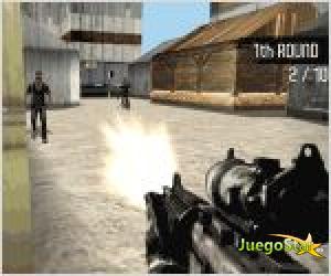 Juego warzone 3d  first strike zona de guerra