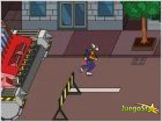Juego  city skate foranza la muerte en la ciudad