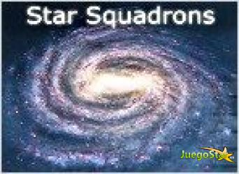 Juego  star squadrons escuadrones estrella