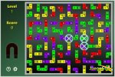 Juego  magnets imanes