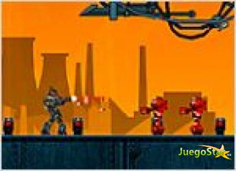 Juego  extreme robots robots extremos