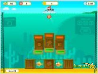 Juego  fishenoid 2 liberar a los peces 2