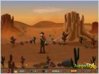 Juego  rise of the cowboy valiente vaquero