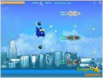 sky hounds batalla en el cielo