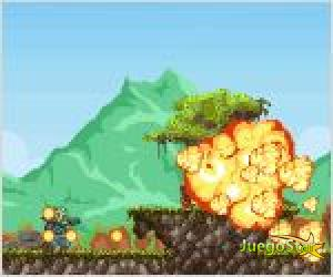 Juego  abe droid zone los androides
