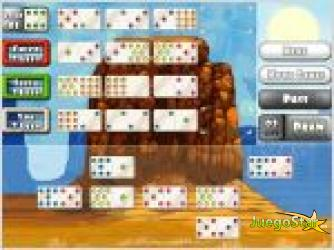 Juego  mexican train dominoes gold el tren de mexico