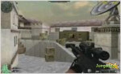 Juego barrett sniper rifle francotirador con rifle barret