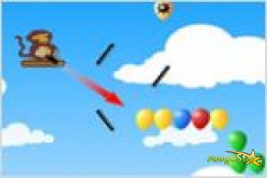 Juego  bloons super monkey 2 reventar globos