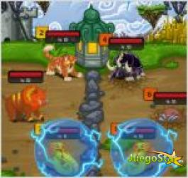 Juego min hero  tower of sages el mini heroe