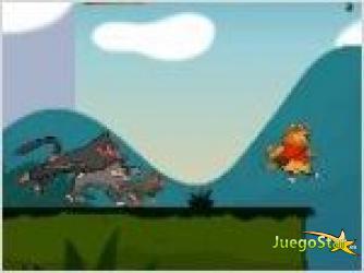 Juego  gato johnson the jungle jewel gato johnson la joya de la selva