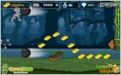 Juego  knight mighty run corre caballero