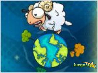 Juego  run ram run ayudar a la oveja