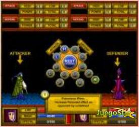 Juego  book of mages the dark times el libro de los magos