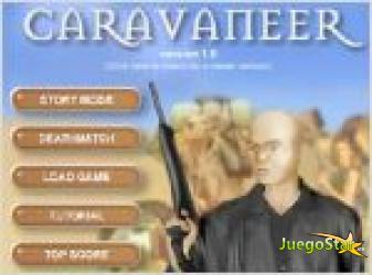 Juego  caravaneer caravanero