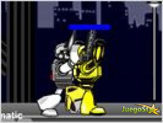 Juego  electric armor batalla entre robots