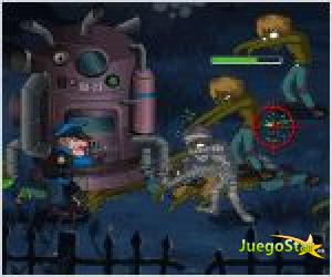 Juego  zombie trapper2 cazando zombies 2