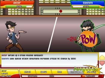 Juego  ninjas vs mafia deluxe ninjas contra mafiosos