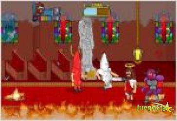 Juego  jesus the arcade game jesus el juego de arcade