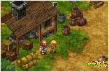 Juego arcuz la aldea maldita