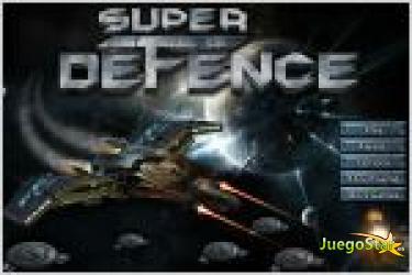 Juego  super defence super defensa