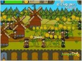 Juego  knights and kastles 2 caballeros y castillos 2