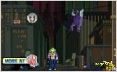 Juego the joker el escape del joker