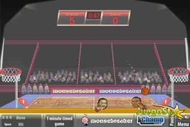 Juego  Sports Heads Basketball Championship